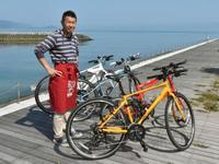 「@山陰山陽」新たな自転車「聖地」に