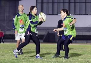 女子7人制ラグビーリーグ…