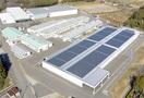 福井鋲螺に大規模太陽光発電設備