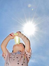 福井市28.4度、福井県内6観測地点で今年最高気温 5月15日14時現在