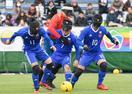 視覚障害者サッカー、日本は4位