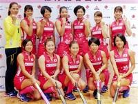 野村(丹生高出身)W杯代表候補 ホッケー女子 ロンドンで来月開幕