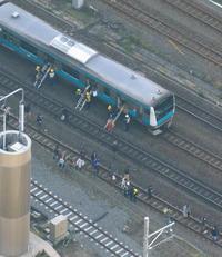 JR京浜東北線、復旧に7時間