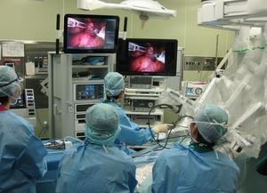 ロボット支援手術の活用広がり