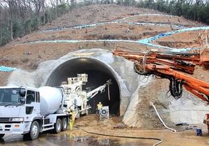 北陸新幹線トンネルのヒ素対策完了