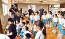美術の楽しみ方、坂井の児童学ぶ