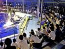 松島水族館の夜間貸し切り人気
