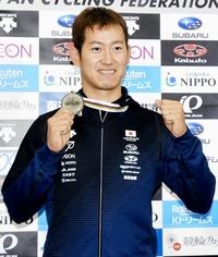 東京五輪確実、脇本雄太が帰国