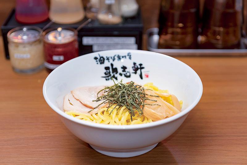 スープが無い!?名古屋発祥の油そば専門店。