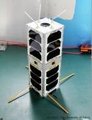 ルワンダ向けに超小型衛星を製造