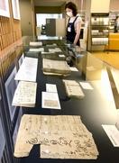 越前市図書館で江戸時代の流行病展