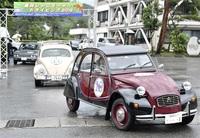 コスモスポーツ、ギャランGTO… 往年の名車 100キロ駆ける 28台 勝山から東尋坊へ