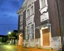 国文化財の旧銀行本店でナイトバー