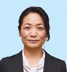 大野市長選、石山志保氏が出馬表明