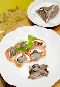 シカ肉で作る独特食感&ヘルシーなへしこ 福井県のNPOが特産化、環境問題の啓発も