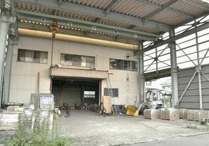 殺人未遂事件があった技能実習生の寮=9月8日午後5時50分ごろ、福井県大野市