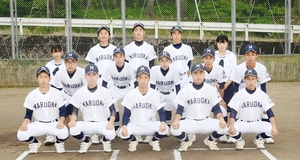 第100回全国高校野球選手権記念福井大会に出場する丸岡