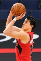 渡辺雄太、4試合ぶり出場4得点