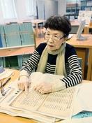 幕末くずし字2千枚88歳女性解明
