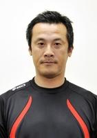 バレーボール男子日本代表の中垣内祐一監督