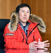 冒険家の荻田さん、北極圏遠征へ