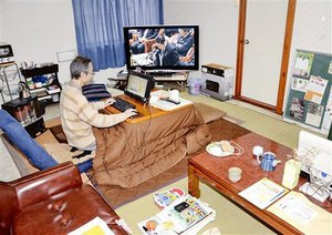 引きこもりの人たちが思い思いの時間を過ごすフリースペース「ima」。最近訪れるのは大人がほとんどだ=1月27日、福井市宝永2丁目