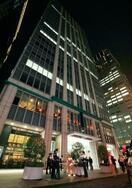 東京・丸の内、高層ビルでぼや