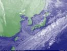 冬型続く、嶺北に大雪警報