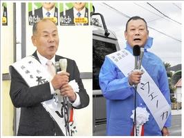 森下裕氏(左)、上野寛二氏(右)