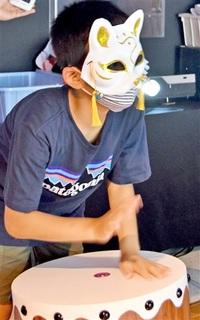 さあ 妖怪の世界へ 坂井・県児童科学館 夏の企画展 人間と共存 文化を体感 鬼太郎やねずみ男も登場