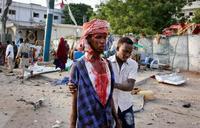 ソマリア、爆発テロ死者50人に