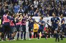 サッカー、日本がウルグアイ破る