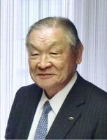 白井文吾氏