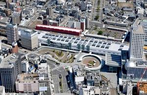 福井県内の最高路線価4年連続で上昇