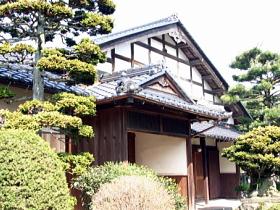 若狭が誇る明治時代の歌人、山川登美子の生家を改修