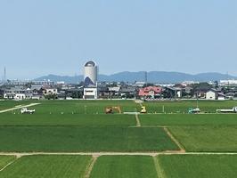 猛暑日を記録した福井県福井市内=8月2日