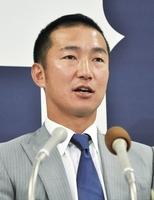 元広島投手の横山竜士さん