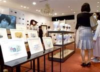 ファッションマスク 都内に期間限定店 小杉織物(坂井)など 100種類、通販も