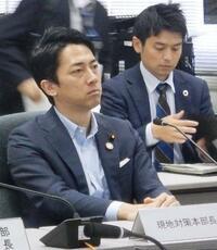 小泉氏、島根原発の事故対応視察