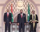 モルディブ新大統領就任