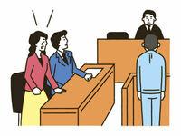 Q:子どもが襲われけが、刑事裁判に A:被害者向け制度で出席も ふくい法律相談所