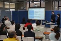 越日工業大学(ベトナム)の学生と金沢工業大学の学生がペアを組み、企業でインターンシップ