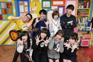 『青春高校3年C組』に新たに入学する2期メンバー(C)テレビ東京