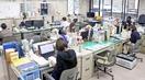福井県職員、2班体制で業務開始