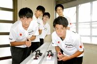 ミニF1世界大会に日本勢初挑戦
