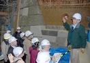 福井城址の遺構巡り藩の歴史満喫