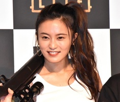 小島瑠璃子 (C)ORICON NewS inc.