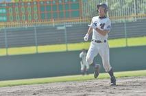 【写真】高校野球、武生-丹生