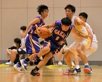 【写真特集】高校バスケットボール