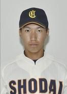 橋本侑樹投手、中日から2位指名